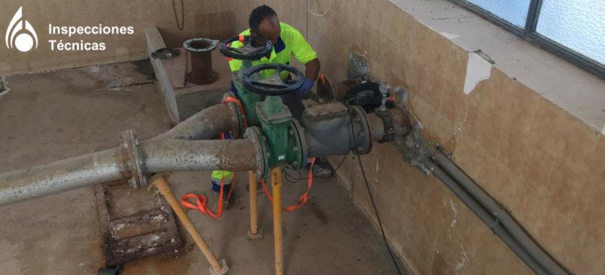 fugas de agua en tuberias de distribucion