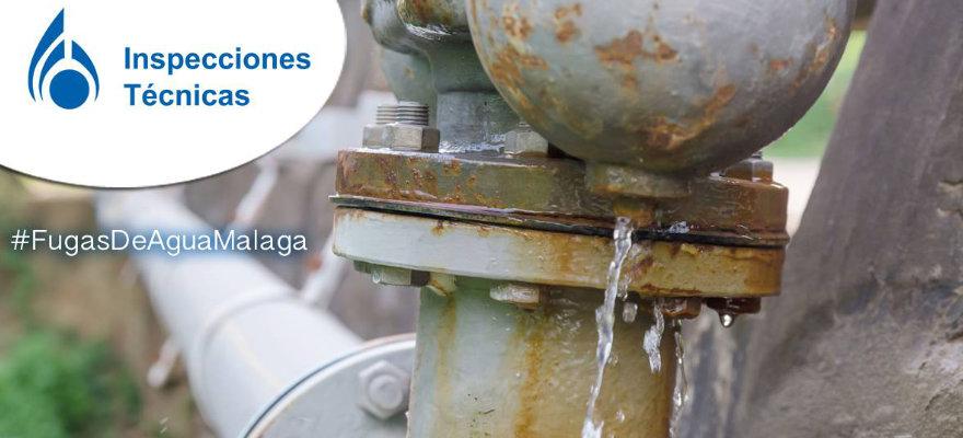 reparacion de fugas de agua malaga